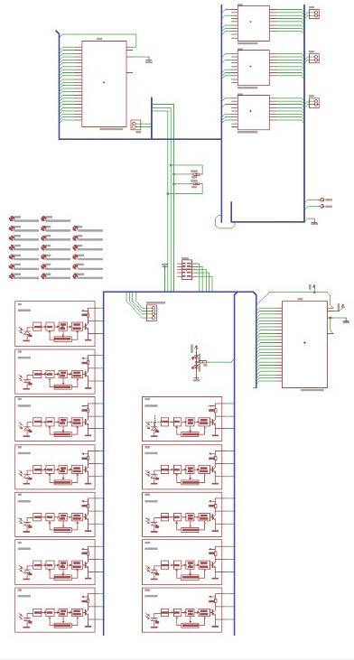 Ominbot: Platinendesign mit EAGLE